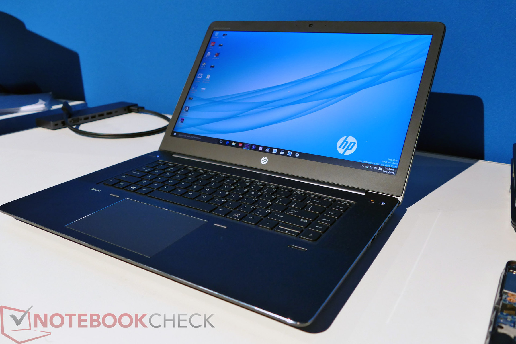 HP introduces new ZBook mobile workstations ...