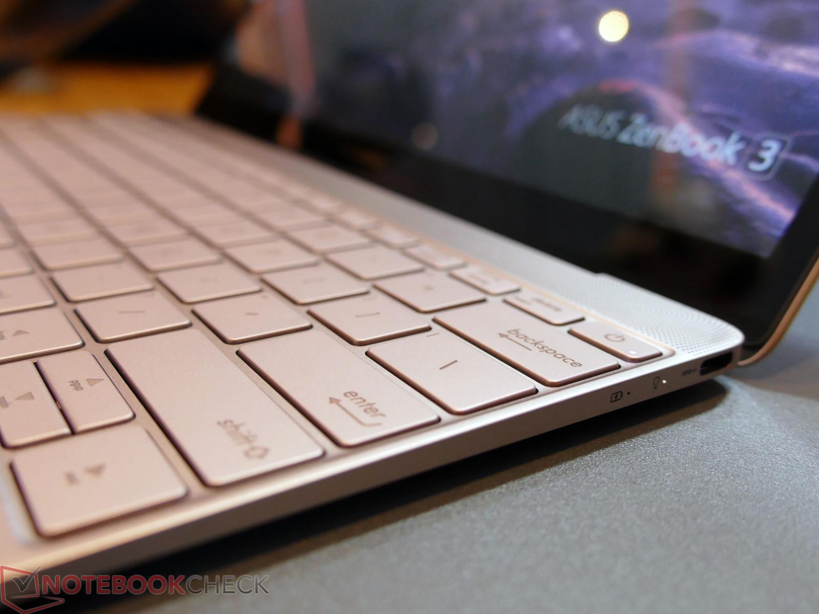 Asus Unveils Zenbook 3 Ultrabook Starting At 1000 Usd