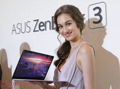 Asus unveils Zenbook 3 Ultrabook starting at $1000 USD