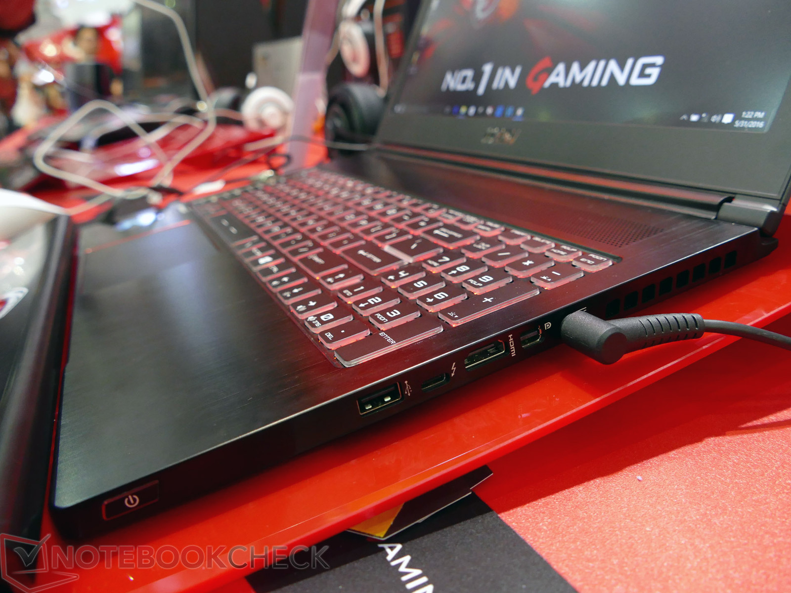 MSI: GS32, GS63 und GS73 Gaming Notebooks Overview ...