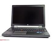 In Review: HP EliteBook 8570w LY550EA-ABD, kindly provided by: