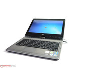 The Fujitsu Lifebook T902 is a very successful convertible.