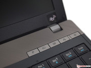 For hot keys are located beside the power button