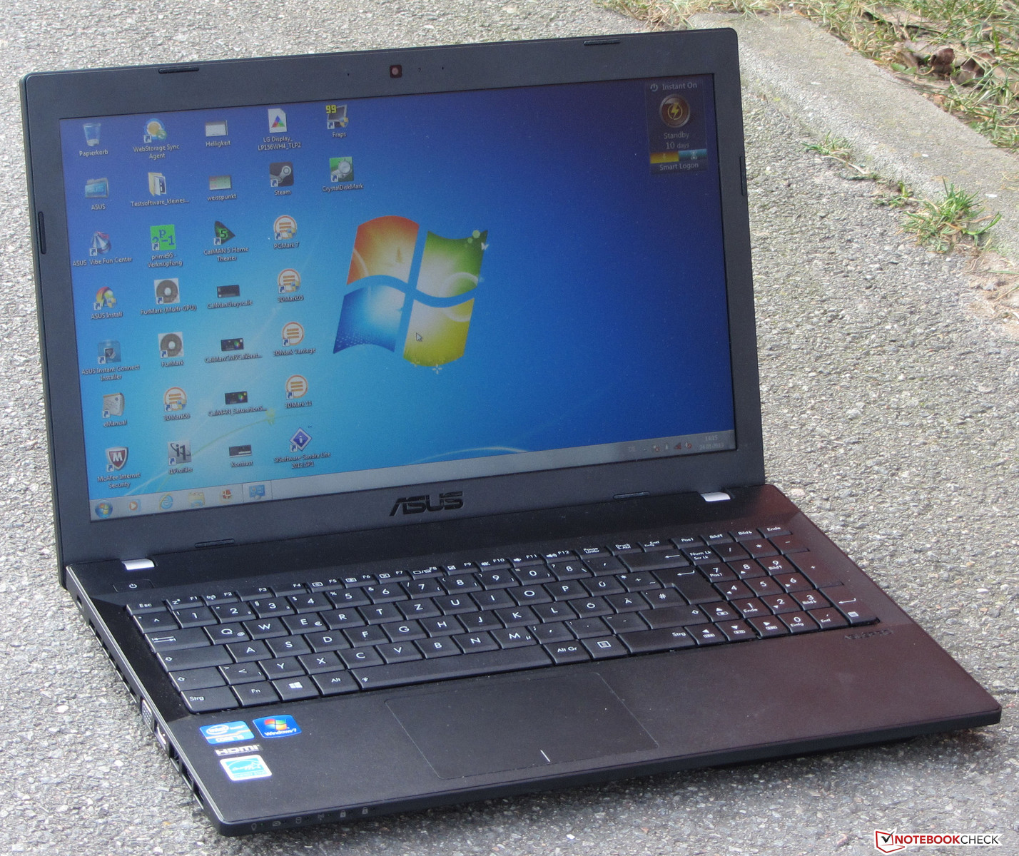 Asus B43E Notebook Fast Boot Driver Windows
