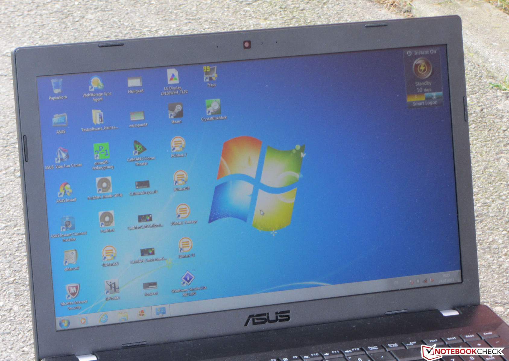 Asus B43E Notebook Fast Boot Windows 8 X64