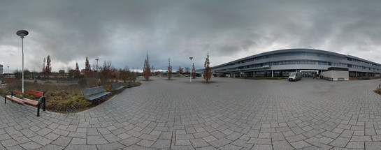 360° panorama with Photo Sphere
