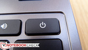 The Chrome OS hardware control buttons remain at the top of the keyboard