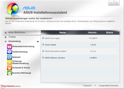 Asus Install helps to install all necessary drivers and applications in just one session.
