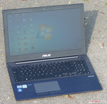 The Asus PU500CA.