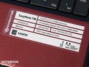 Technically, the Easynote TM has a fast Core i5-430M processor and an ATI HD 5470 graphics card.
