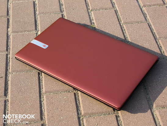 Packard Bell EasyNote TM87-JO-075GE: good all-rounder with low mobility