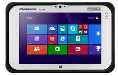 Panasonic Toughpad FZ-M1 rugged tablet with Windows 8.1 and various Intel processors