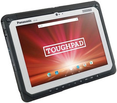 Panasonic Toughpad FZ-A2 rugged Android tablet with Intel Atom x5-Z8550