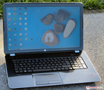 The HP Pavilion 17-e054sg.