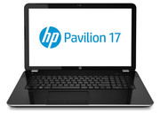 The HP Pavilion 17-e054sg, provided by AMD.