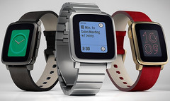 Maker of the Pebble Time Steel smartwatch lays off 25% of its workforce