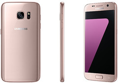 Samsung Galaxy S7 and S7 Edge in pink gold finish finally coming to the US market