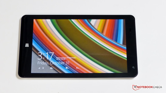 Point of View Mobii Wintab 800W screen
