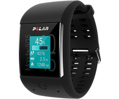 Polar M600 Android Wear smartwatch with GPS and music streaming capabilities