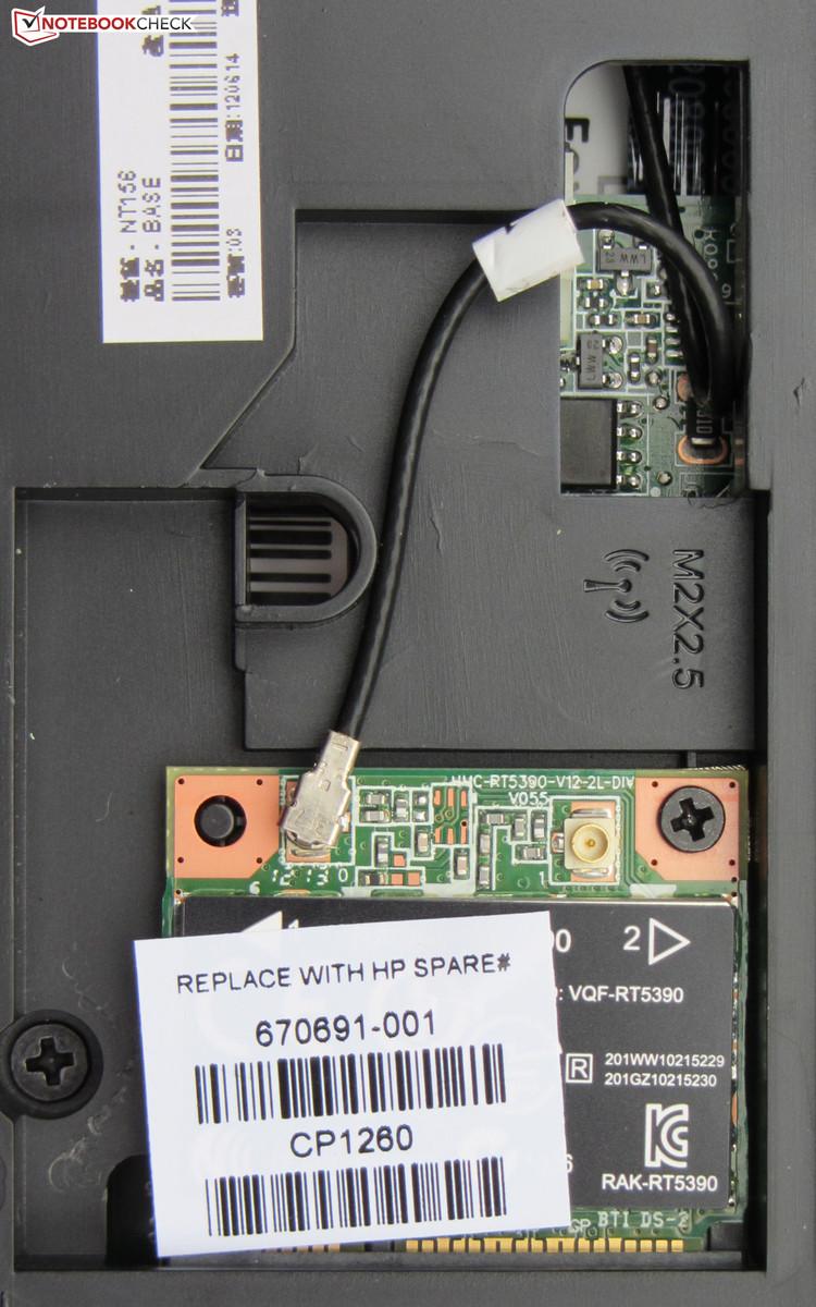 PRESARIO CQ57 COMPAQ DRIVER HP WIFI TÉLÉCHARGER