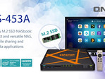 QNAP TBS-453A M.2 SSD NASbook with hardware network switch