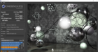 Cinebench R15 – 2.9 up to 3.1 GHz fluctuating (mains)