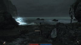 Risen: Moderte Details (1024x768) choppy (17 fps)