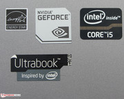 The ultrabook has a lot of power.