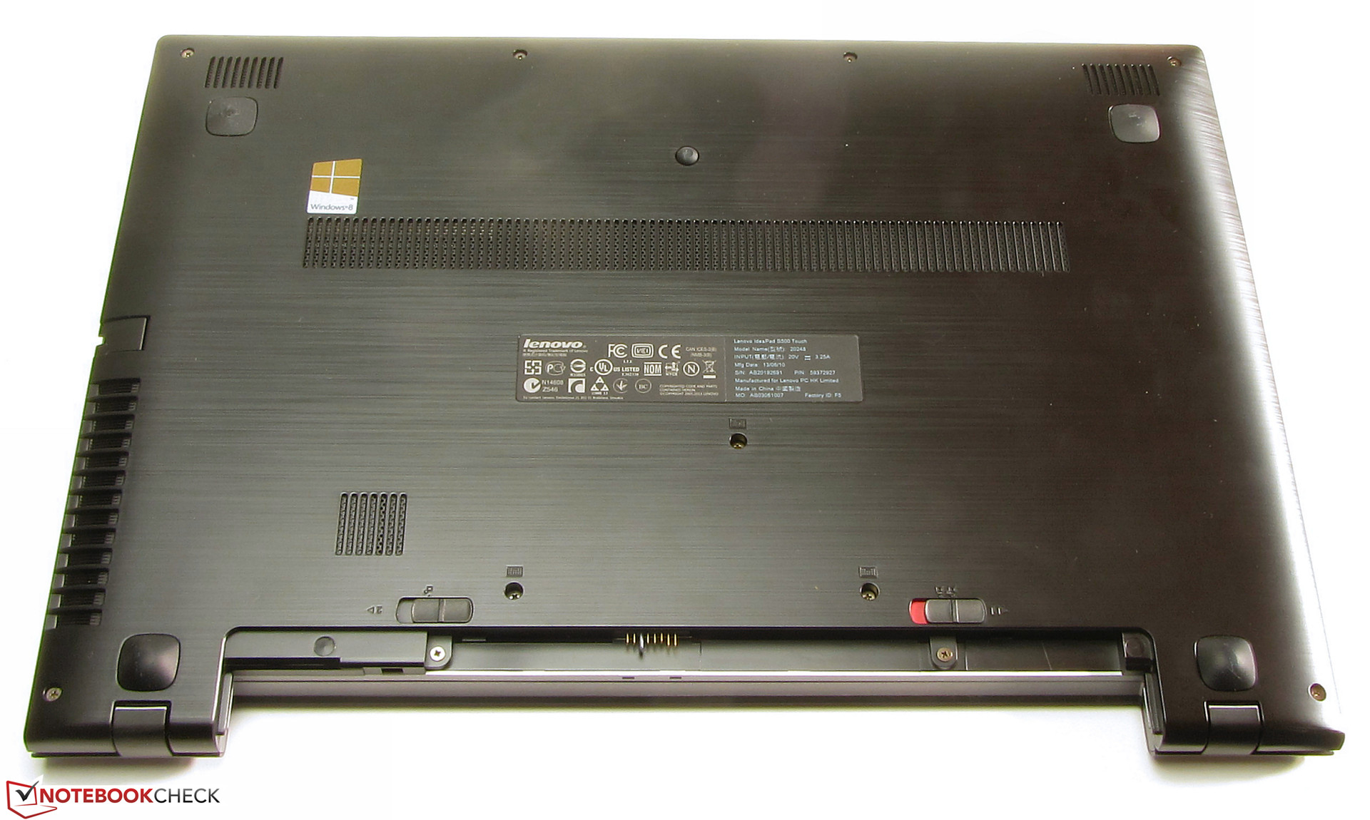 Lenovo IdeaPad S500 Touch AMD Graphics Drivers for Mac