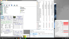 Combined CPU + GPU stress