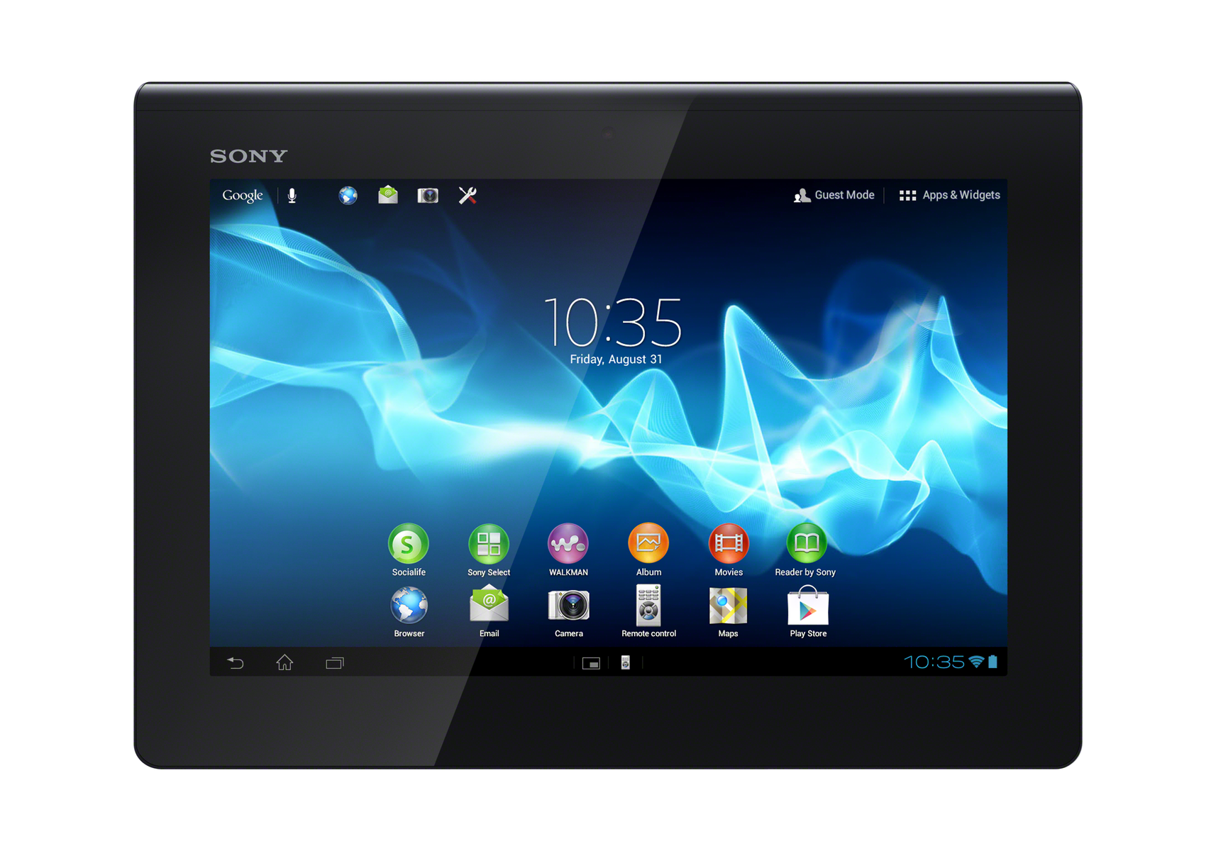 review sony xperia tablet s reviews. Black Bedroom Furniture Sets. Home Design Ideas