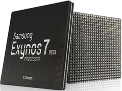 Samsung Exynos 7 Octa processor coming soon to BlackBerry