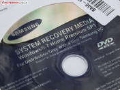 Included: Recovery DVD
