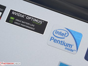 with an Nvidia GeForce GT 520MX. The combination with a weak Pentium CPU is extremely rare.