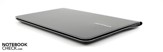 Samsung 900X3A i5-2537M: High performance and long battery runtimes, Intel's Sandy Bridge and an SSD make it possible