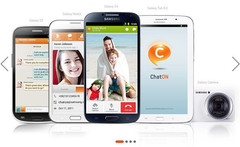 Samsung ChatOn messaging service closes February 1, 2015