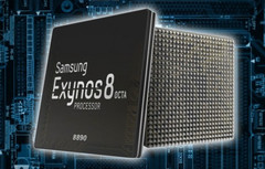 Samsung is now world's fourth largest smartphone processor maker