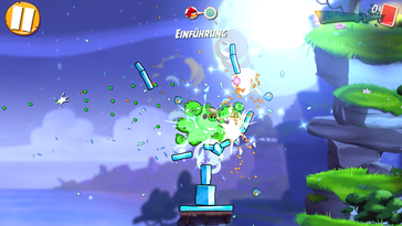 Screenshot Angry Birds 2