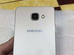 Pictures of the Samsung Galaxy A5 and A7 successors have leaked