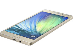 Samsung Galaxy A7 mid-range Android smartphone
