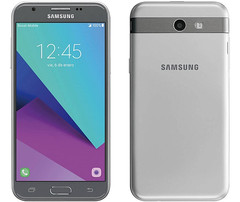 Samsung Galaxy J3 Emerge Android smartphone surfaces running Nougat