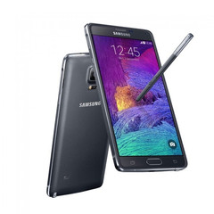 Samsung Galaxy Note 4 Android phablet with Qualcomm Snapdragon 805