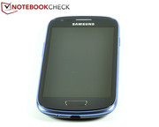 The Samsung Galaxy S3 Mini looks very much...