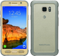 AT&T Samsung Galaxy S7 Active SM-G891A Android smartphone