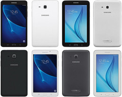 Samsung Galaxy Tab A 2016 and Galaxy Tab E 7.0 affordable Android tablets