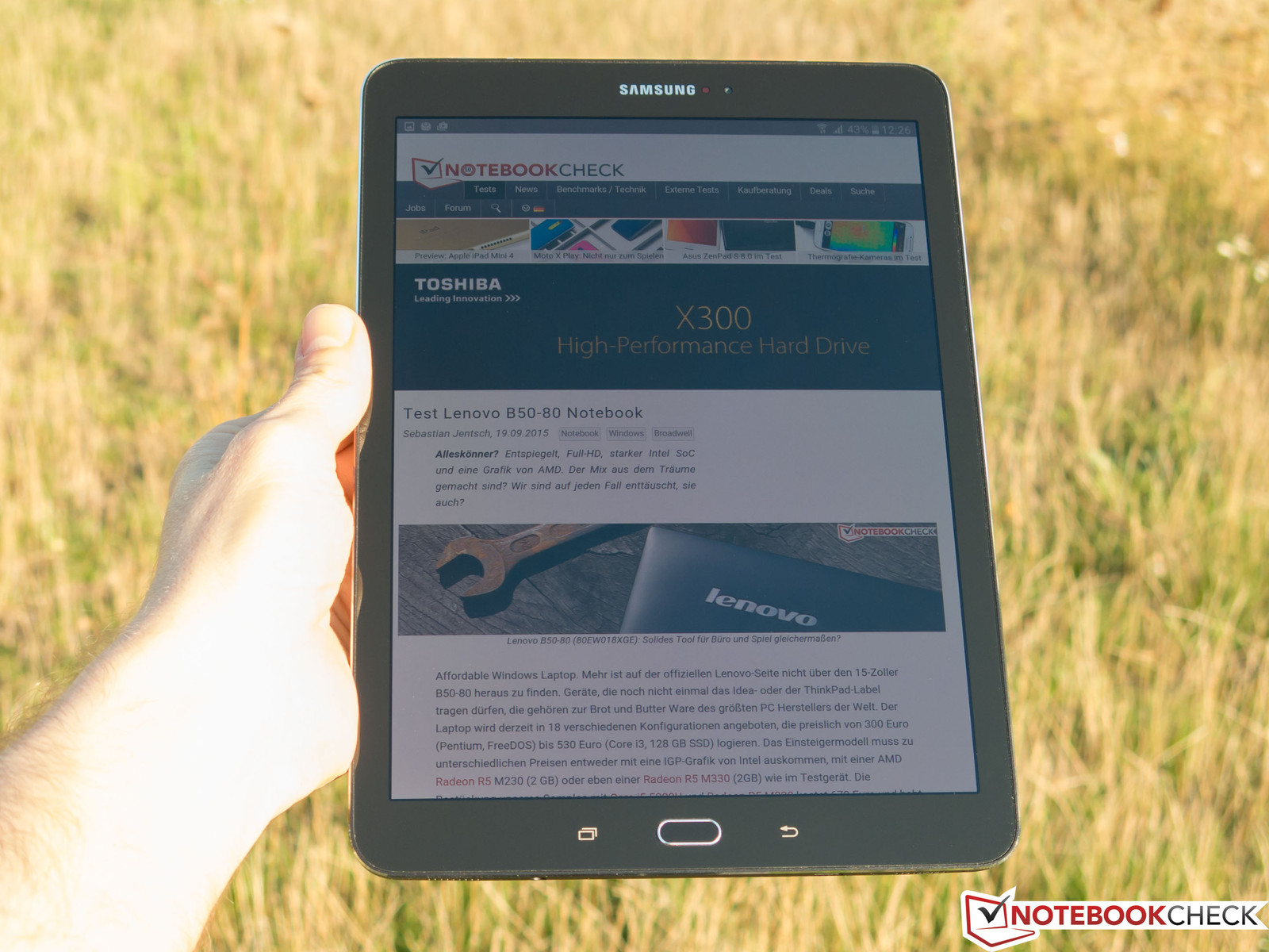 samsung galaxy tab s2 9 7 lte tablet review reviews. Black Bedroom Furniture Sets. Home Design Ideas