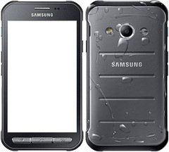 Samsung Galaxy Xcover 3 4G LTE Android smartphone with IP67 rating