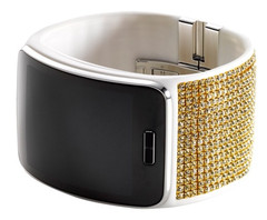 Samsung Gear S Strap from Swarovski for Samsung collection