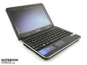 The Samsung N220 Maroh is a 10.1-inch netbook.