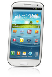 In Review: Samsung Galaxy S3 (GT-I9300), courtesy of getgoods.de